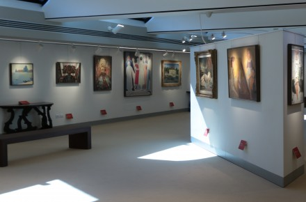 Esposizioni museali e mostre culturali