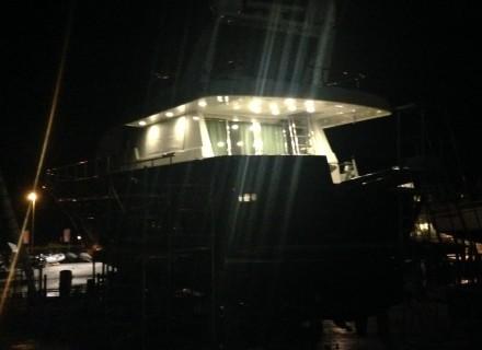 Illuminazione a LED Barca privata