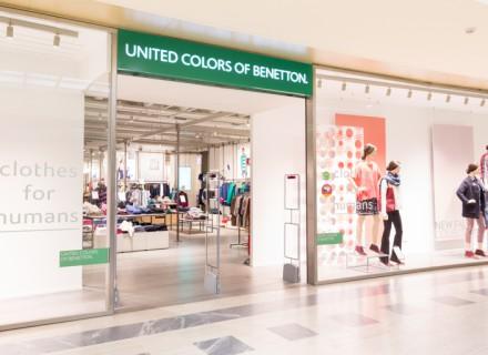 Benetton - Centro Commerciale IL GLOBO - Busnago