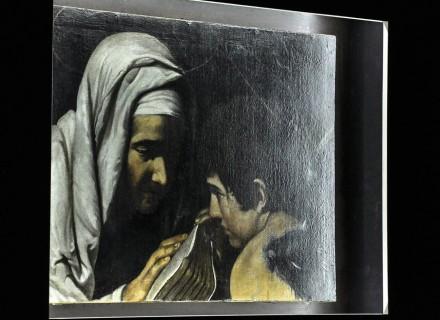 """Santa Francesca Romana e L'Angelo - Mostra """"I Tesori della Fondazione"""""""