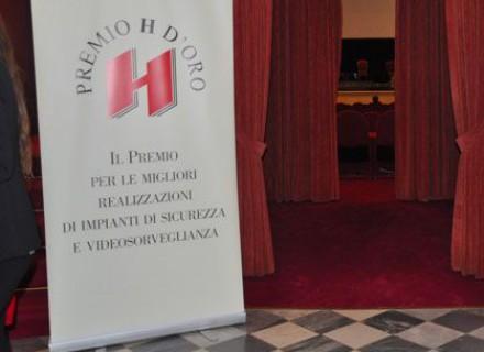 Finale Premio H d'Oro 2016 - Teatro Niccolini, Firenze 11 Novembre 2016