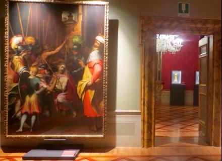"""Mostra """"Da Giotto a Morandi. Tesori d'Arte di Fondazioni e Banche"""" a cura di Vittorio Sgarbi. Palazzo Baldeschi al Corso, Perugia (PG)"""