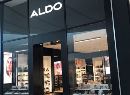Negozio ALDO SHOES , Centro Commerciale NAVE DE VERO , Marghera (VE)