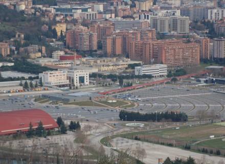 Parcheggio Intermodale di Pian di Massiano (PG)