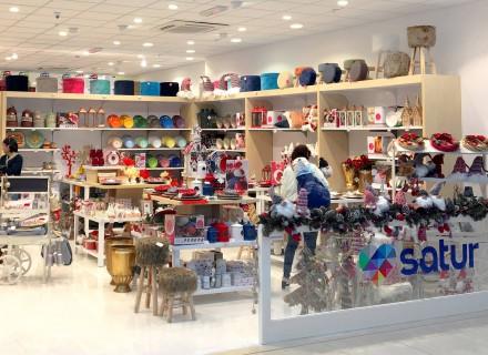 Negozio SATUR - Centro Commerciale TIBURTINO, Guidonia (RM)