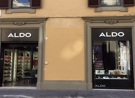 Negozio ALDO , Via Panzani , Firenze