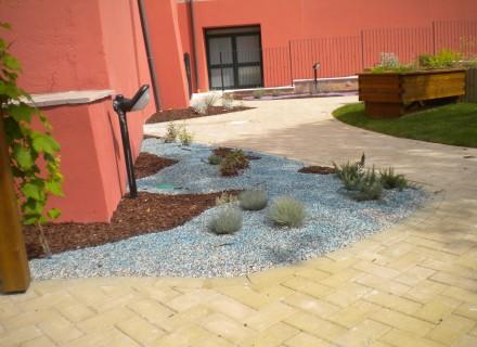 Giardini sensoriali - Fontenuovo (PG)