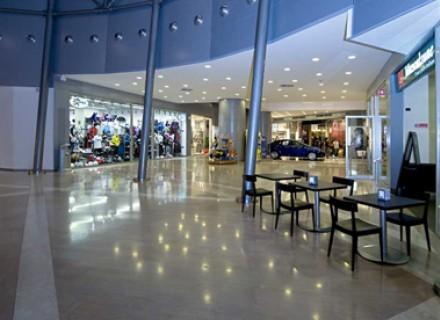 Centro Commerciale Emisfero (PG) - Galleria interna