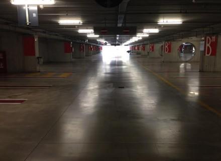 Centro Commerciale Emisfero (PG) - Parcheggio Coperto