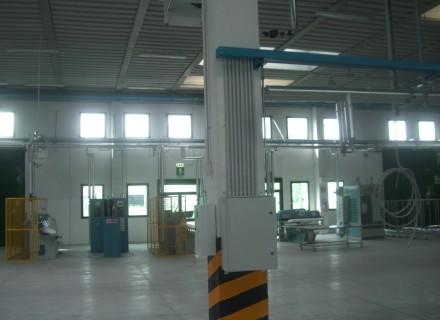 Lavanderia Industriale So.Ge.Si. - Castello d'Argile (BO)